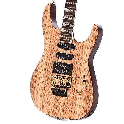 Jackson X Series Soloist SL3X - Guitarra eléctrica (madera de cebra)