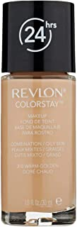 Revlon Foundation Colorstay Combination/Oily Skin,310 Warm Golden 30ml