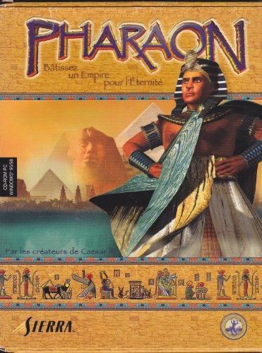 Pharaon-Boite en carton [video game]