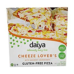 Daiya Deliciously Dairy Free Pizza Cheese Lover's