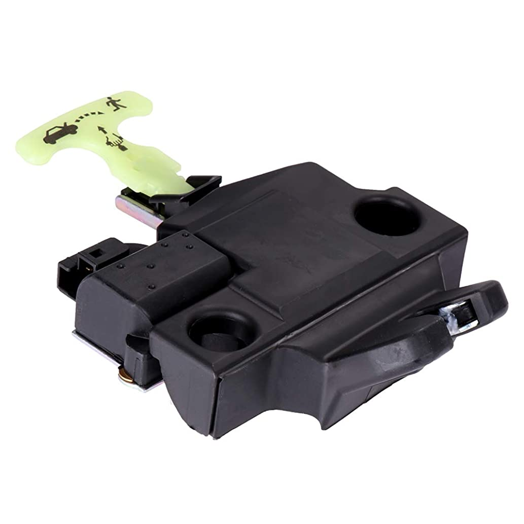 ECCPP Fits for 2007-2011 Toyota Camry Trunk Door Lock Latch and Actuator 931-860