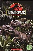 Jurassic Park (Book & CD) (Popcorn Readers)