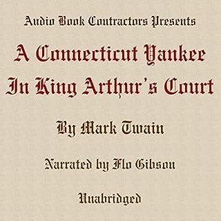 Couverture de A Connecticut Yankee in King Arthur's Court