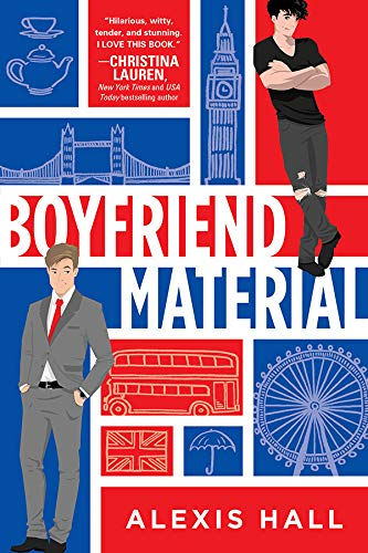 Boyfriend Material (English Edition)