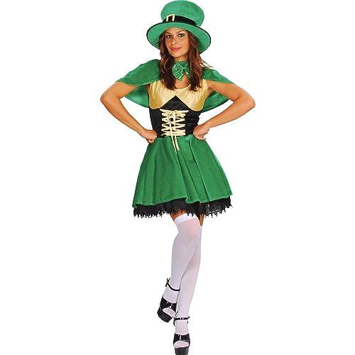 425a03b550e9 Lucky Leprechaun Fancy Dress Costumes - Small - UK 10-12