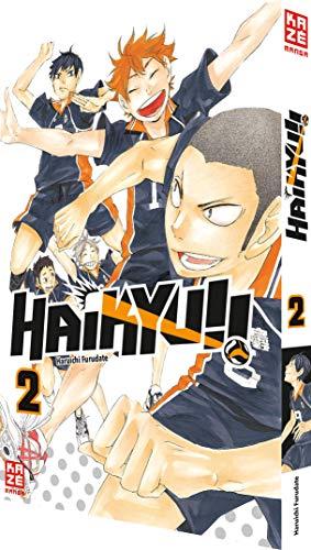 Haikyu!! - Band 02