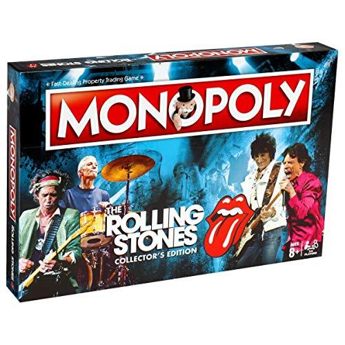 The Rolling Stones Monopoly: Edición de coleccionista