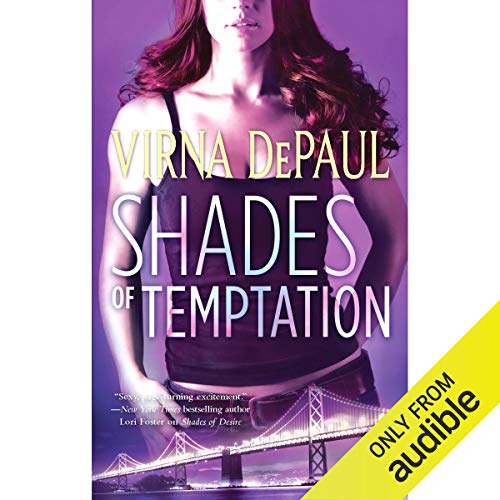 Shades of Temptation audiobook cover art