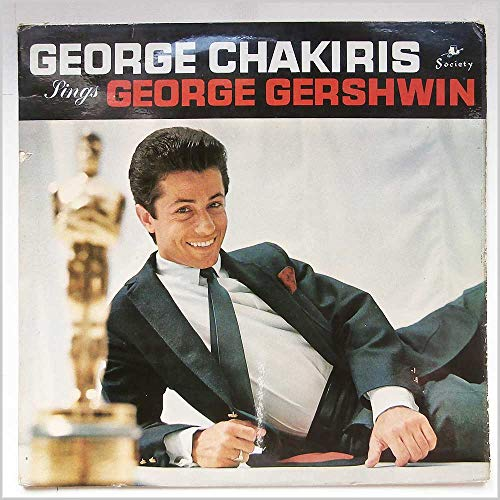 George Chakiris Sings Gershwin [LP]