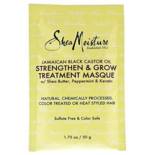 Shea Moisture Strengthen Grow & Restore Treatment Masque Packet, 1.75 Ounce