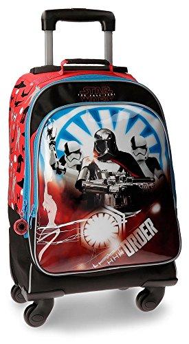 La mejor mochila con ruedas de star wars: Mochila con ruedas Star Wars The Last Jedi 4R