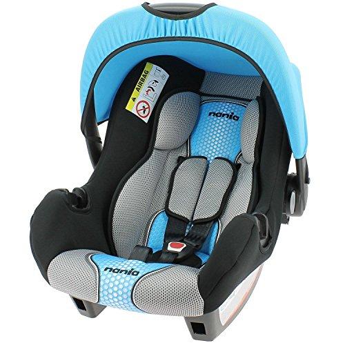 Mycarsit - Silla para bebé de coche, grupo 0+ (de 0 a...
