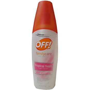 OFF!® FamilyCare Insect Repellent lll, Tropical Fresh, 6 fl oz