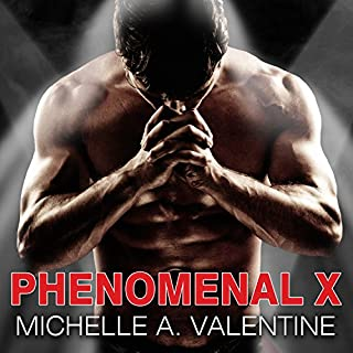 Phenomenal X audiobook cover art