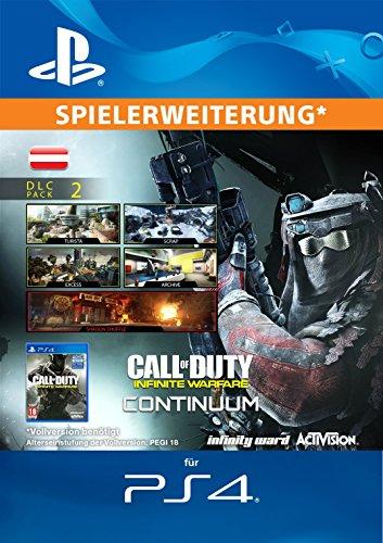 Call of Duty: Infinite Warfare DLC 2: Continuum Edition DLC [PS4 Download Code - österreichisches Konto]