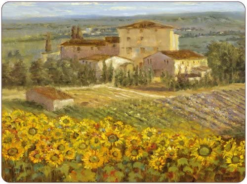Cheap SALE Start Pimpernel Tuscany Placemats Ds 4 OFFicial store Set Of