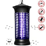 COKIT Bug Zapper Mosquito Killer Lamp, Electronic Insect Attractant Trap Powerful Bug Light, Mosquito Zappers Fly Gnat Zappers for Indoor