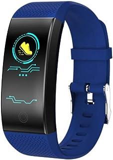 XNNDD 2019 Nueva Pulsera Inteligente Rastreador de Ritmo Cardíaco Presión Arterial Oxígeno Fitness Pulsera Ip68 Reloj Inteligente Impermeable Hombres Y Mujeres