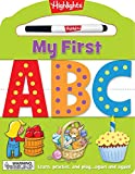 My First ABC: Learn, practice, and play again and again! (Highlights™ My First...