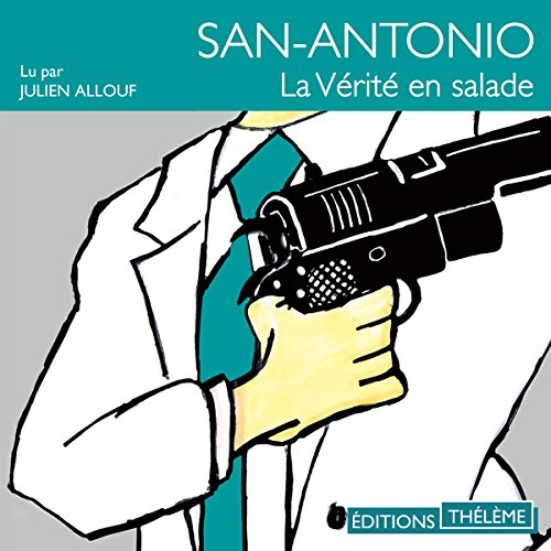 La vérité en salade audiobook cover art