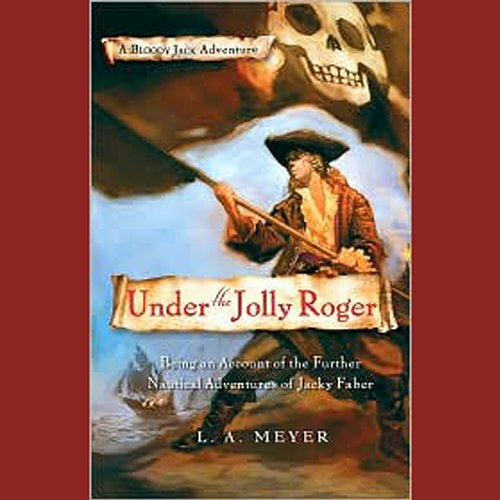 Under the Jolly Roger audiobook cover art