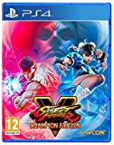 Street Fighter V CHAMPION Ed. - PlayStation 4