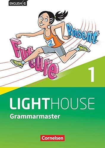 English G Lighthouse - Allgemeine Ausgabe - Band 1: 5. Schuljahr: Grammarmaster mit Lösungen