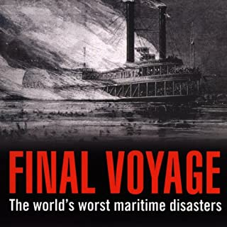 Final Voyage audiobook cover art
