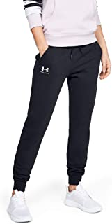 Under Armour Women's Rival Fleece Sportstyle Graphic Pants