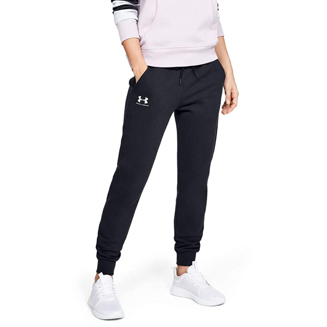実現可能行動返済Rival Fleece Sportstyle Graphic Pant, Black (001)/Onyx White, XX-Large