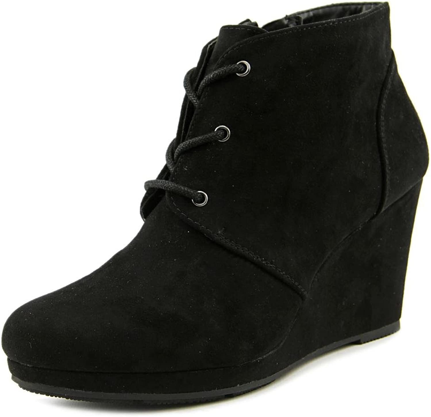 Style & Co. Womens Alaisi Closed Toe Ankle Fashion Boots, Black, Size 5.5