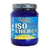 Victory Endurance Iso Energy Limón 900g. Rápida energía e hidratación.Con extra de Sales minerales y enriquecido con Vitamina C