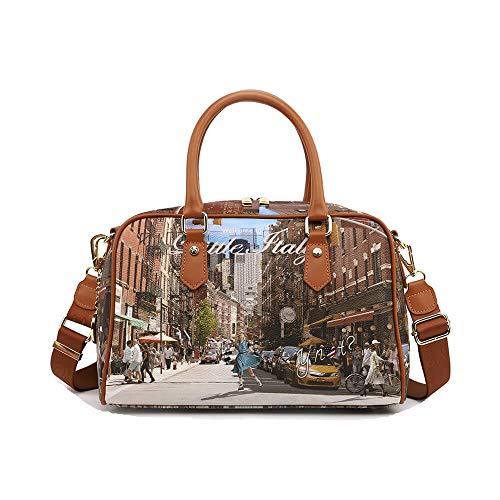 BOSTON BAG LITTLE ITALY''