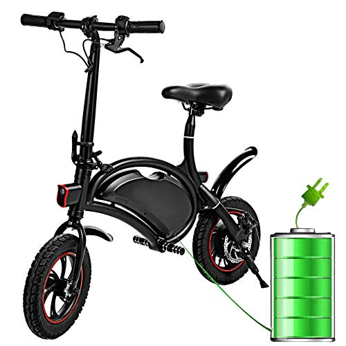 350W Folding Portable Electric Bike