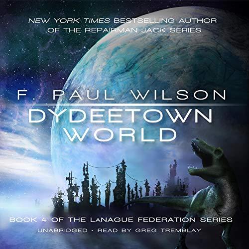 Dydeetown World cover art