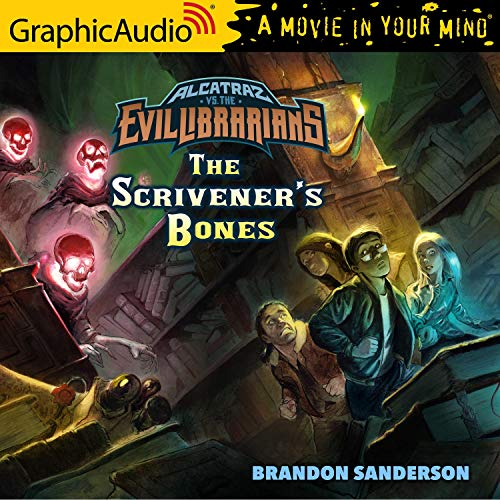 The Scrivener's Bones  By  cover art