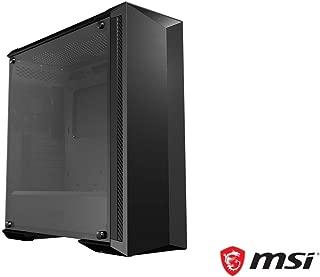 MSI MPG GUNGNIR 100P Temperli Cam ATX Gaming Bilgisayar Kasası