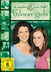 Gilmore Girls – Staffel 4 (DVD)