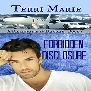 Forbidden Disclosure audiobook cover art