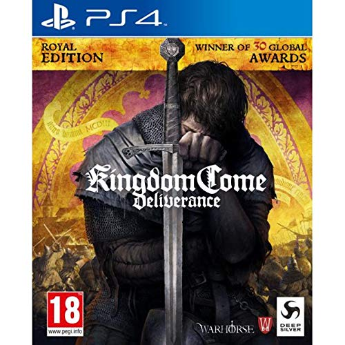 Kingdom Come Deliverance - Royal Edition PS4 [