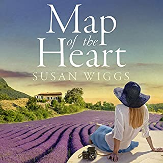 Map of the Heart                   By:                                                                                                                                 Susan Wiggs                               Narrated by:                                                                                                                                 Christina Traister                      Length: 11 hrs and 46 mins     5 ratings     Overall 3.6