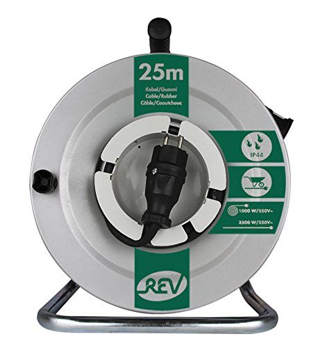 REV Ritter 0011505412 Gerätetrommel Stahlblech