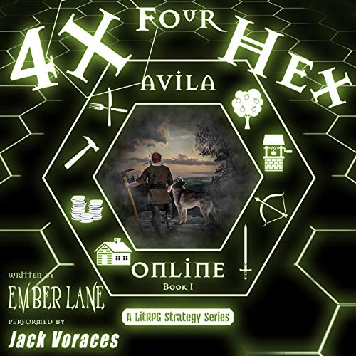 4X Four Hex: A LitRPG Strategy Series cover art