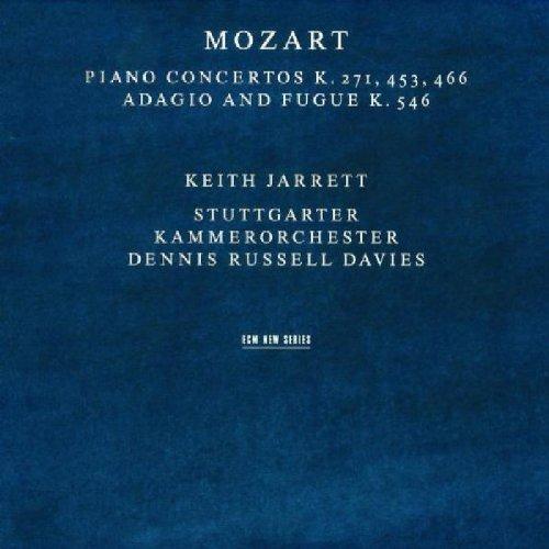 Mozart: Konzerte KV 271, 453, 466, Adagio und Fuge 545