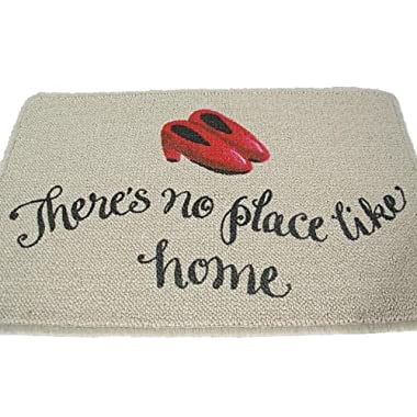 High Cotton There's No Place Like Home Doormat