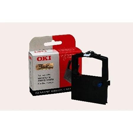 Oki Farbband Für Microline 320fb Oder 390fb Nr 9002310 Kapazität 2 000 000 Zeichen Bürobedarf Schreibwaren