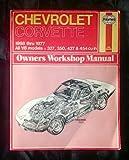 Chevrolet Corvette Owner's Workshop Manual