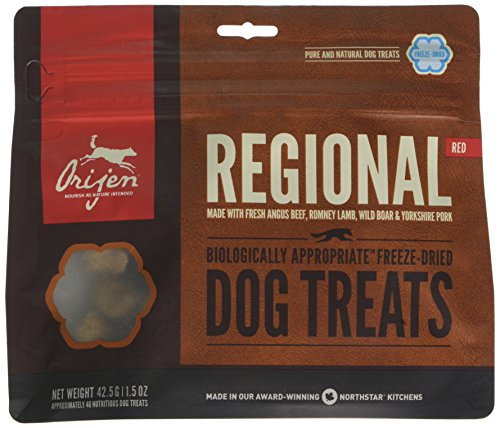 Origen - Orijen Regional Red Perro Treats - 546 - 56.7 Grs