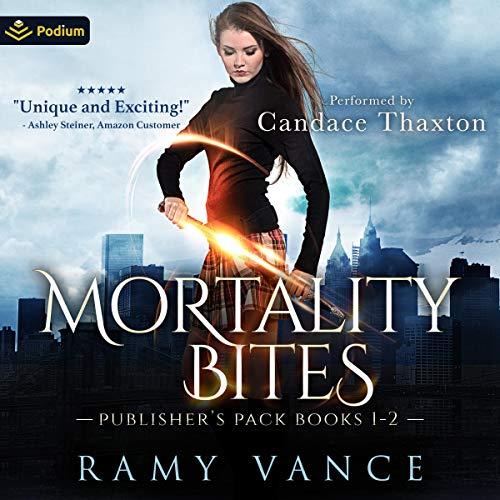 Mortality Bites: Publisher's Pack cover art