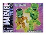 Marvel MiniMates The Leader and Gamma Hulk by Art Asylum
